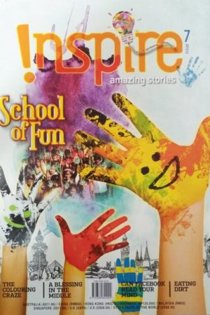 Magazine-Inspire Amazing Stories Issue 7
